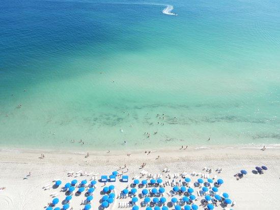Marenas Beach Resort: vista desde la habitación