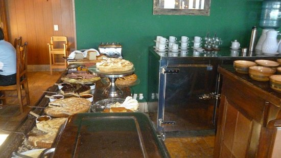 La Cantera Boutique Hotel : desayuno