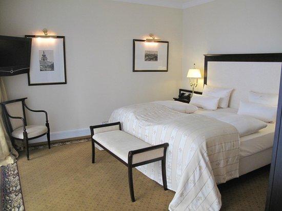 Hotel Suitess zu Dresden: Schlafzimmer