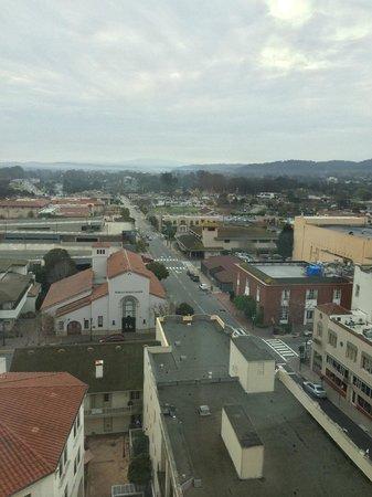 Monterey Marriott: View of Downtown Monterey