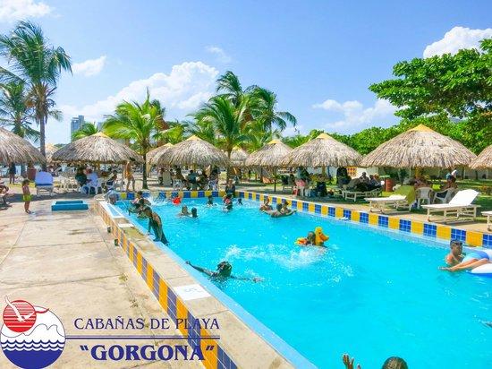 Nueva Gorgona, Panama: One of the pools