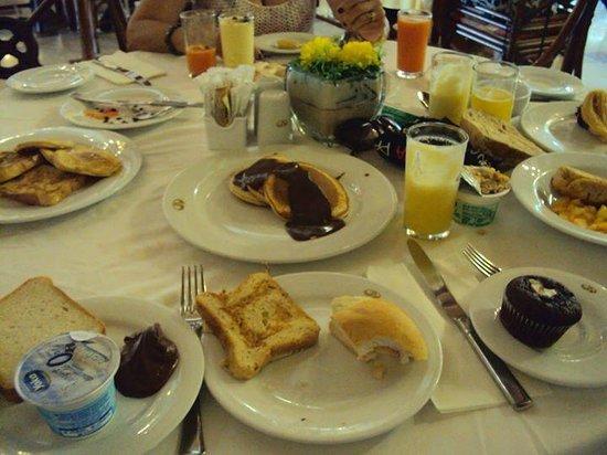 Grand Palladium Punta Cana Resort & Spa: Los desayunos son lo maaaaaas, engorde un monton jaja