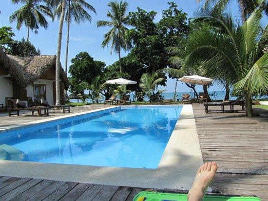 Elysia Beach Resort: The swimmingpool