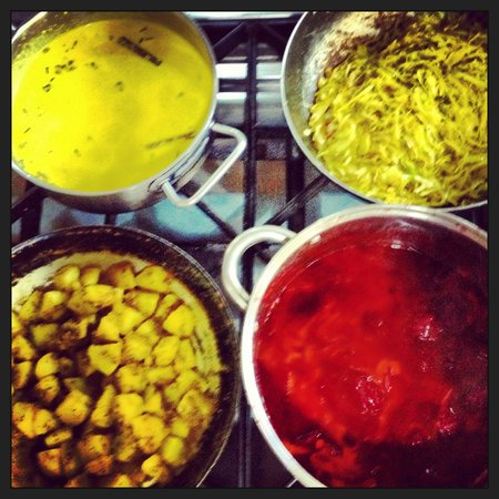 Ooloonthoo Indian Cuisine: Dishes