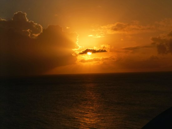 Ocean Two Resort & Residences: Barbadian Sunset