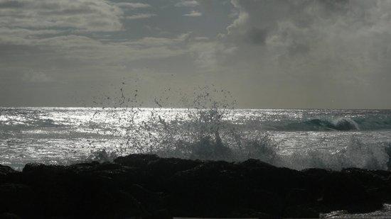 Ocean Two Resort & Residences: Sea shore