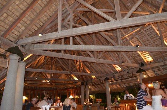 Canonnier Beachcomber Golf Resort & Spa : restaurant principal