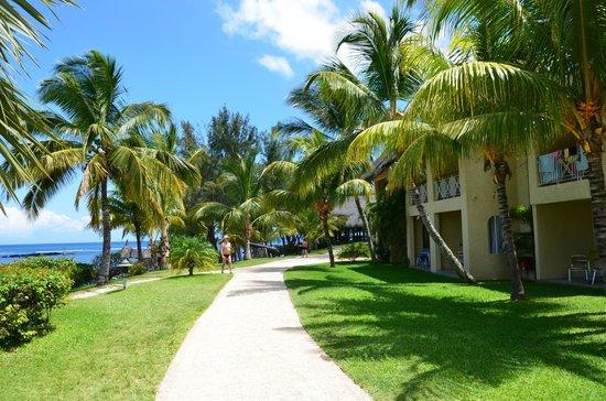 Canonnier Beachcomber Golf Resort & Spa : Balade autour de l'hotel