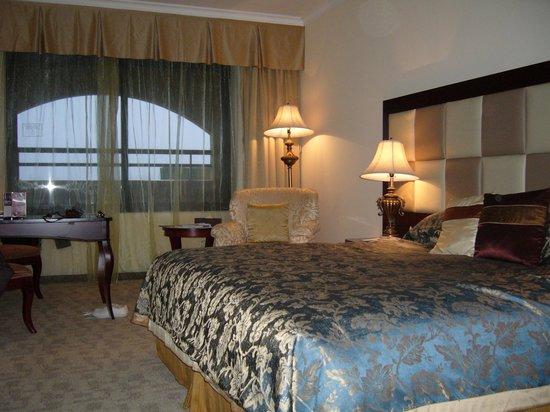 Excelsior Grand Hotel: We loved our room