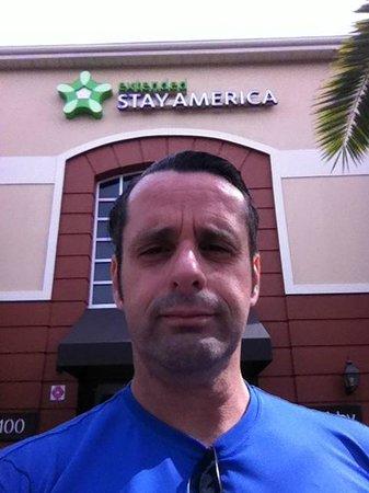 Extended Stay America - Orlando - Lake Buena Vista: Main Entrance
