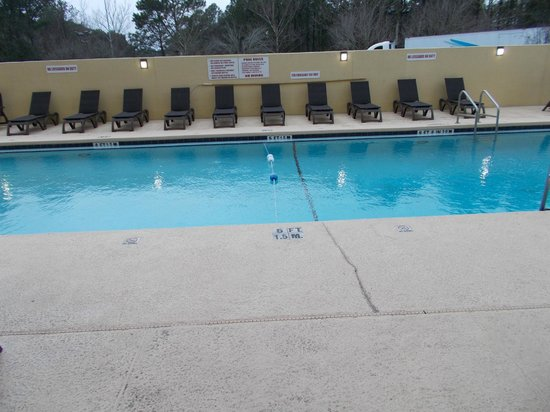 BEST WESTERN Hotel JTB/Southpoint: Center view of pool