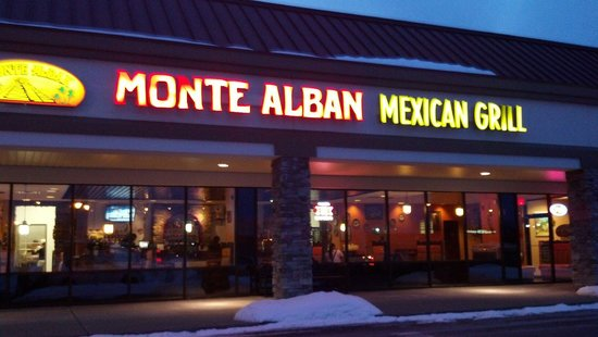 Monte Alban Restaurant Penfield Ny