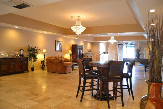 The Consulate Hotel : Lobby