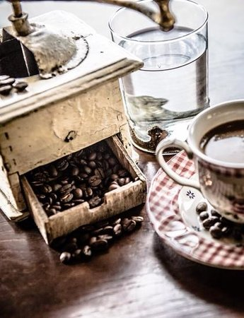 Aeriko: greek coffee