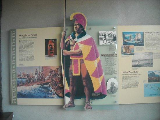 Pu'ukohola Heiau: Visitors Centre