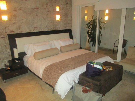 Casa Claver Loft Boutique Hotel: Typical bedroom