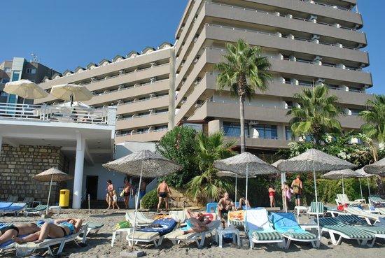 Jasmine Beach Resort: Вид на наш номер