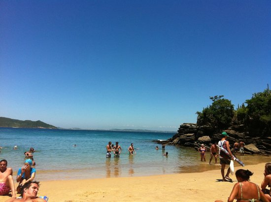 Azedinha Beach : Praia da Azedinha