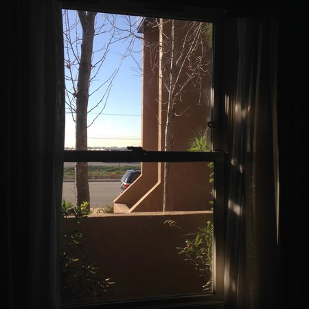 Camarillo Executive Inn & Suites: View from the Window.