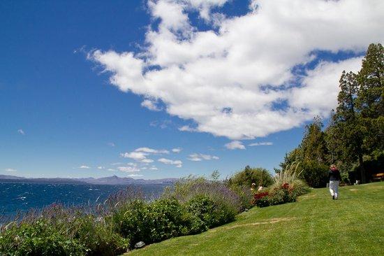 Sol del Nahuel: Jardín