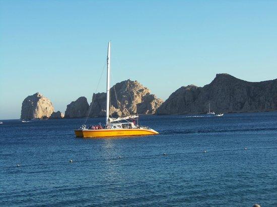 Pueblo Bonito Rose: Sail Boat