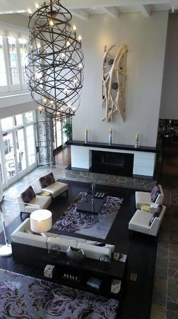 The Lodge at Sonoma Renaissance Resort & Spa: Lobby