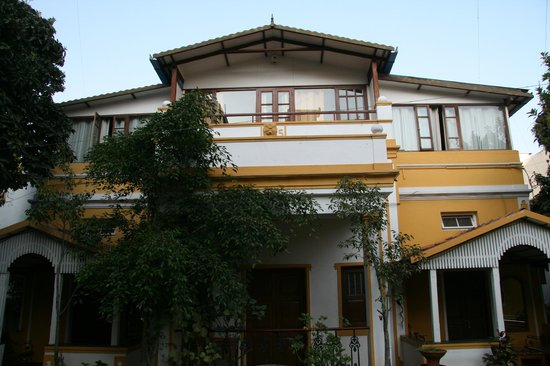 Casa Cottage : Villa uit 1915