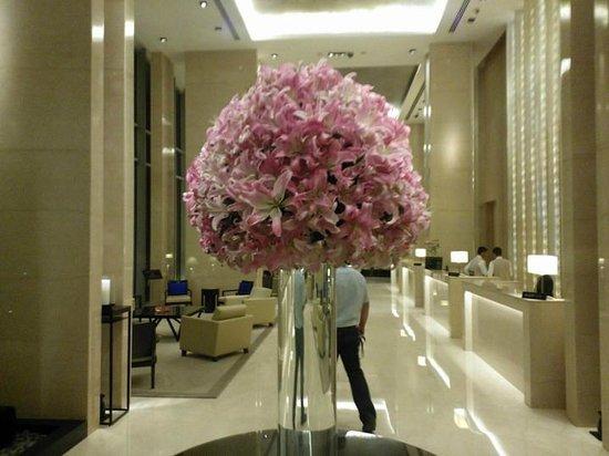 Trident Hyderabad: Lobby