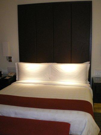 Trident Hyderabad: Beds