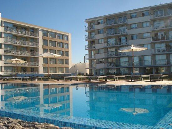 Real Colonia Hotel & Suites : Pileta externa