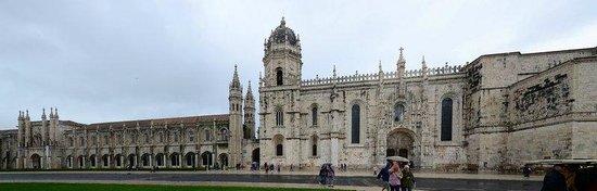 Mosteiro dos Jerónimos (Hieronymuskloster): Street view