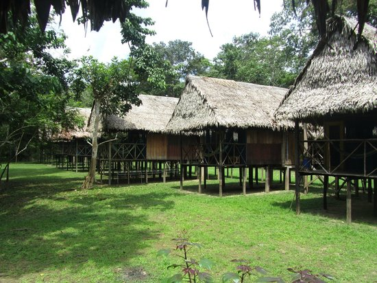 Muyuna Amazon Lodge: The bungalows