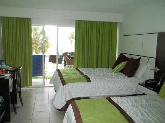 Viva Wyndham Fortuna Beach: Our Room
