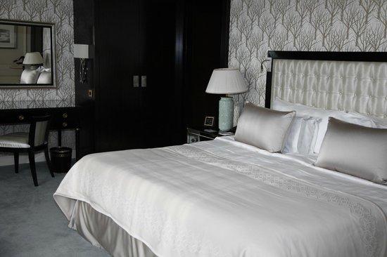 Shangri-La Hotel Paris : Chambre