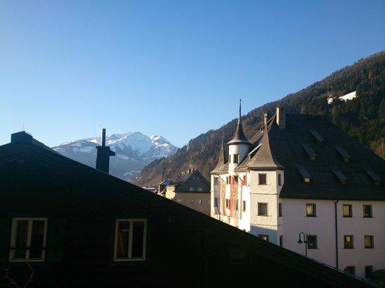 Hotel zum Hirschen: view from room