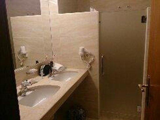 Hotel zum Hirschen : double sink