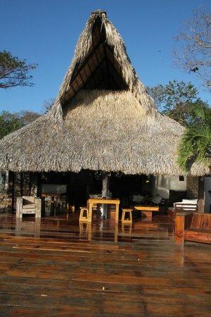 Buena Vista Surf Club: Main lodge