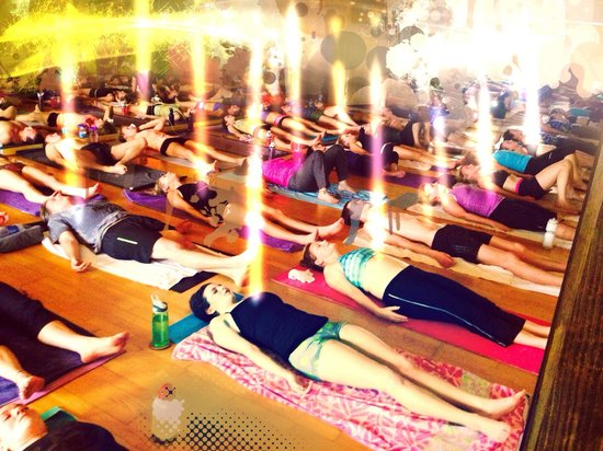 Be Unlimited Yoga: New Year's Day Class!!
