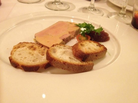 le castel ac'h: Le foi gras