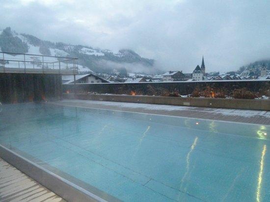 Hotel Schwarzer Adler: rooftop pool