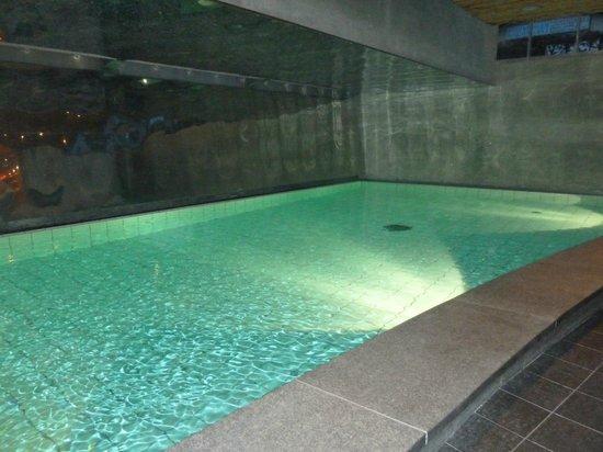 Hotel Schwarzer Adler: spa and indoor pool
