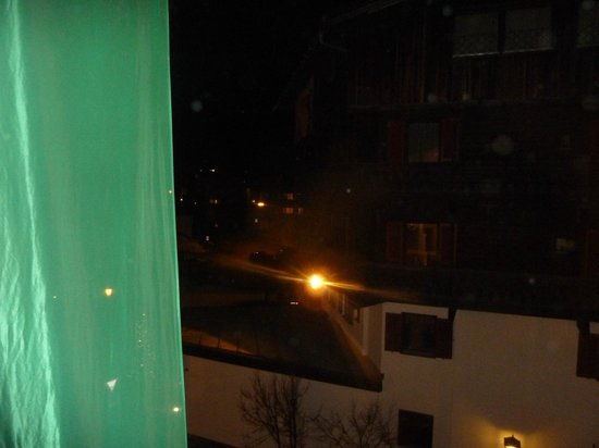 Hotel Schwarzer Adler: from balcony