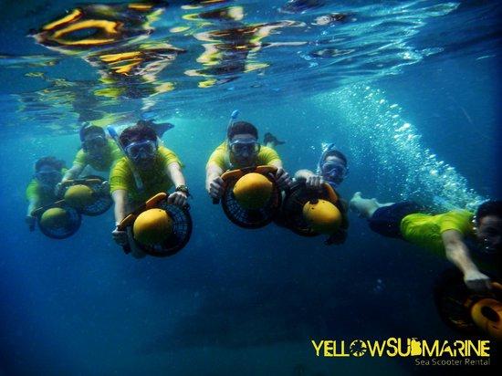 Yellow Submarine Alquiler de motos acuáticas