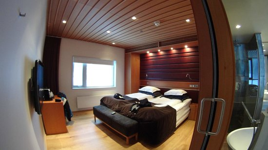 Copperhill Mountain Lodge: bedroom