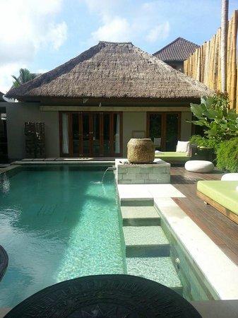 The Purist Villas and Spa: Garden villa
