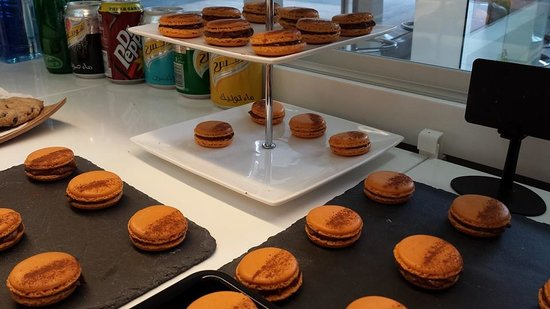 Sey si bon: homemade macarons