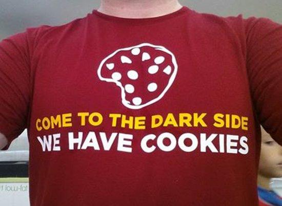Sey si bon: we make cookies!