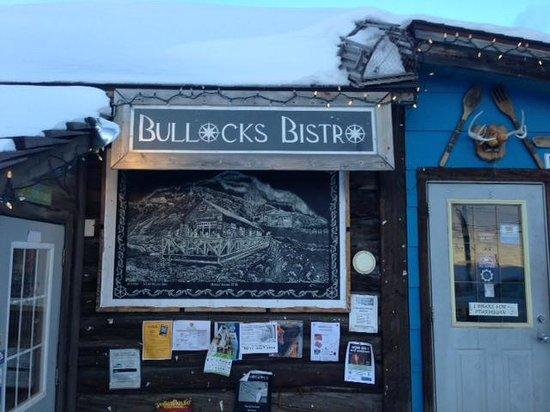 Bullocks' Bistro : Bullocks Bistro