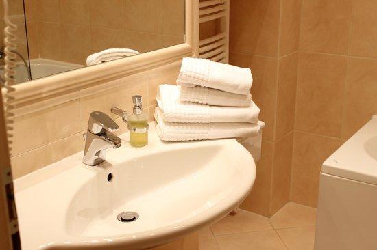 Unitas Hotel: Sink