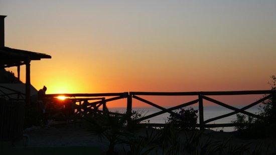 Hacienda Encantada Resort & Spa: sunrise